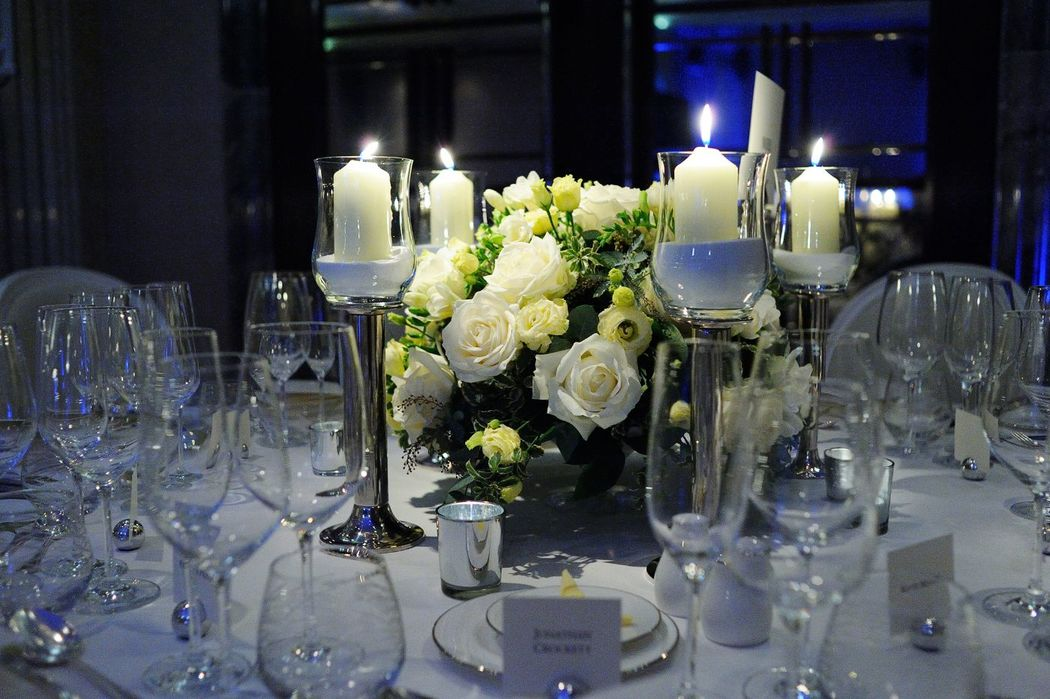 Winter Wedding at The Connaught, Mayfair- Stylish Events