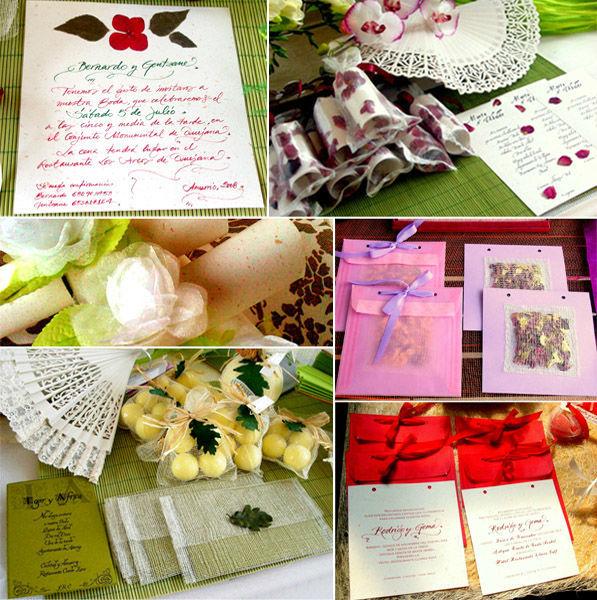 Invitaciones y tarjetas Anastasia&Sebastien
