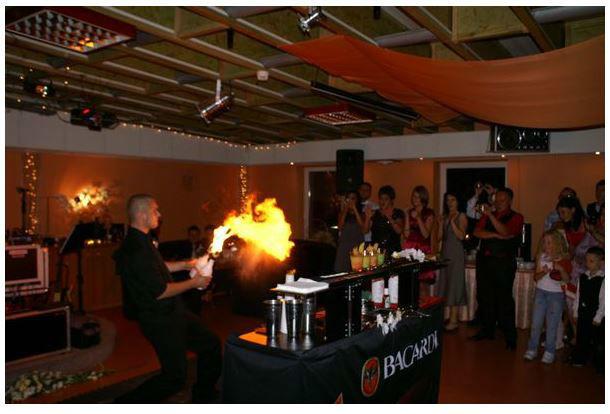 Long Island Bar - Barman na Wesele