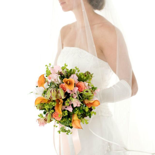 Beispiel: Brautstrauß, Foto: Green Creation StyleStore.