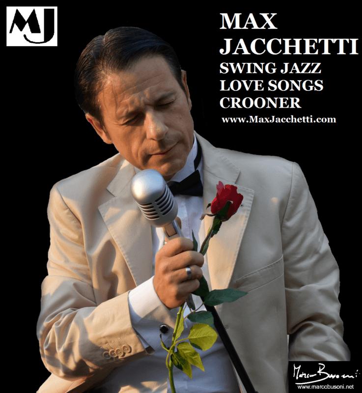 Max Jacchetti Swing Jazz Love Songs