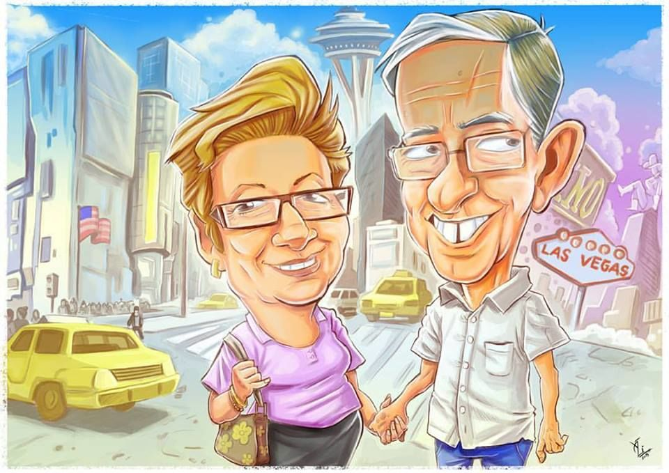 Becartoon Caricaturas