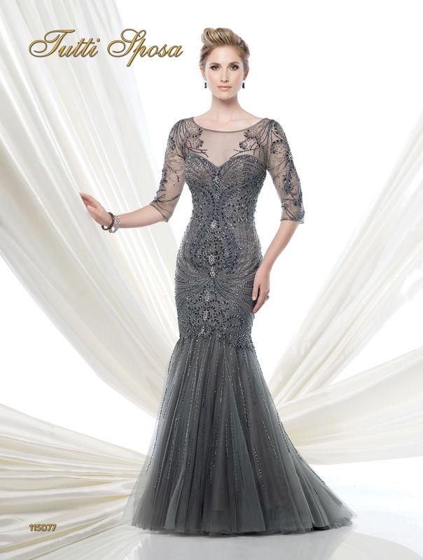 Tutti Sposa - Vestido de Festa - Modelo 115D77