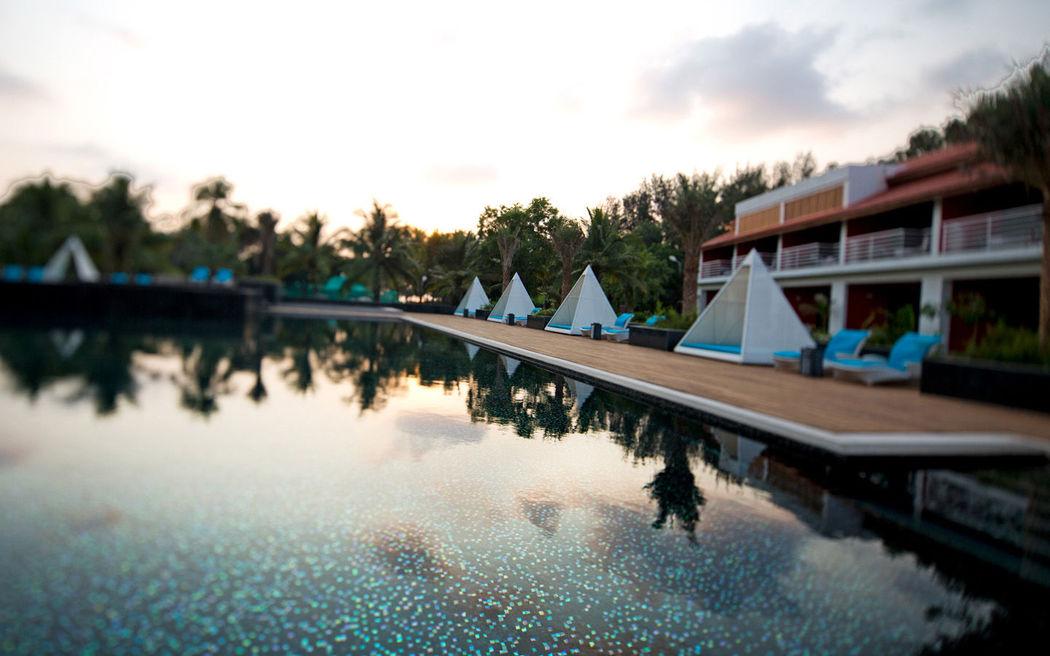 Planet Hollywood Beach Resort, Goa