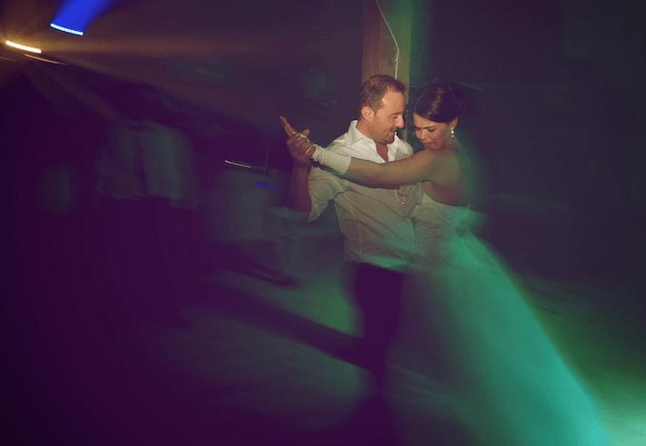 Beispiel: Fotos von der Hochzeitsfeier, Foto: Thead Photography.