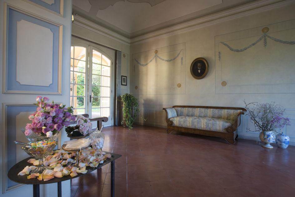 Salone, Villa di Settima