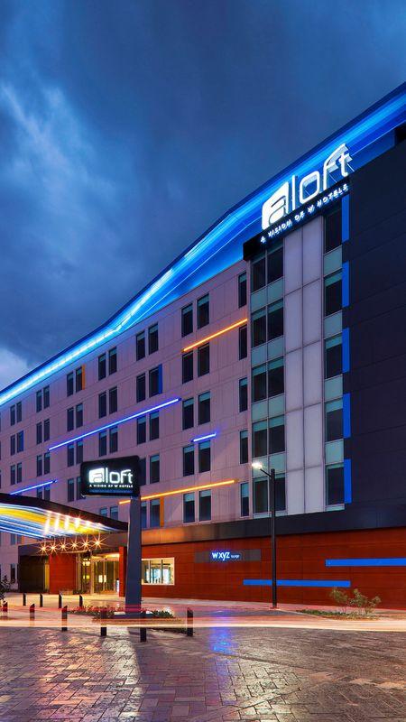 Aloft Bogotá Airport Hotel