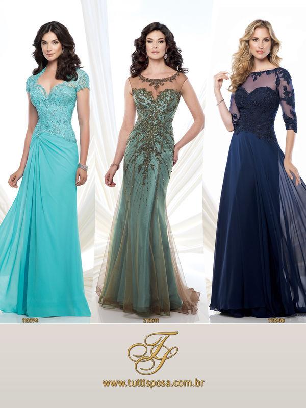 Tutti Sposa - Vestido de Festa - Modelo 115974 - 215911 - 115968