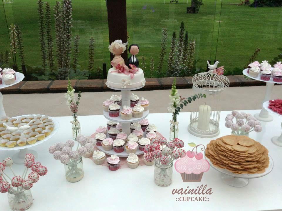 Vainilla Cakes