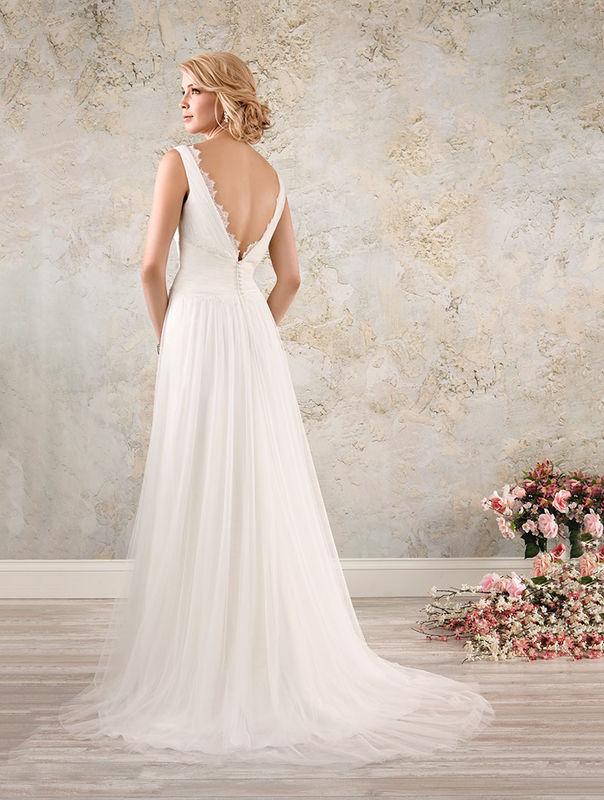 Principessa Noivas Colecção 2016 Mid-Season Modern Vintage Bridal