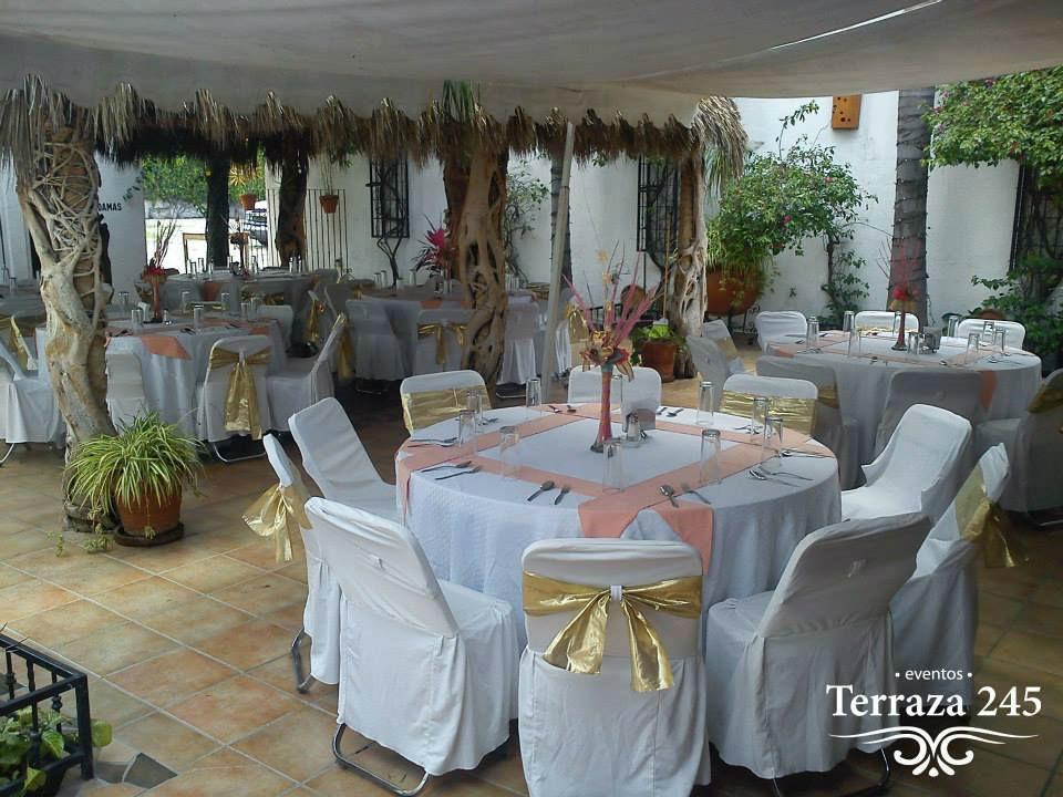 Terraza Eventos 245 Tlaquepaque