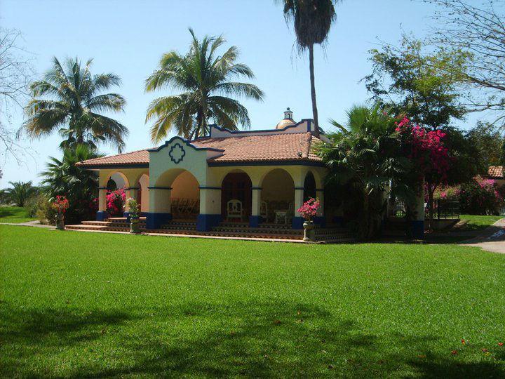 Hacienda Santa María, lugar de eventos en  Navolato, Sinaloa