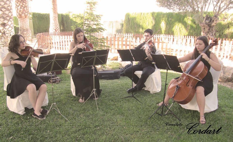 Cuarteto de Cuerda Cordart