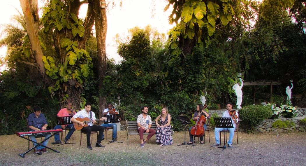 Orquestra Viva Mundi - Casamentos autênticos e alternativos