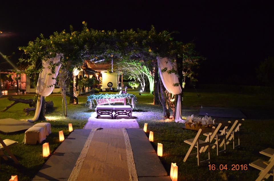 Diseño de iluminación Hacienda el Silencio