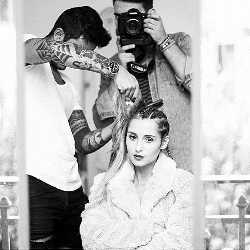 Bruno Pinto Hairstylist