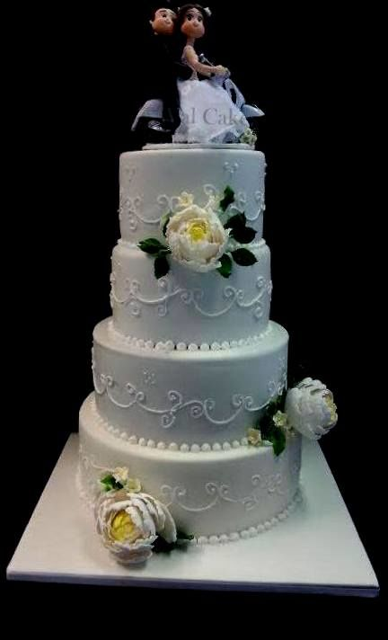 #weddingcake #rustique