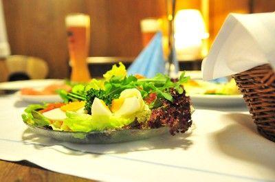 Beispiel: Gastronomie, Foto: AKZENT Hotel Körner Hof.