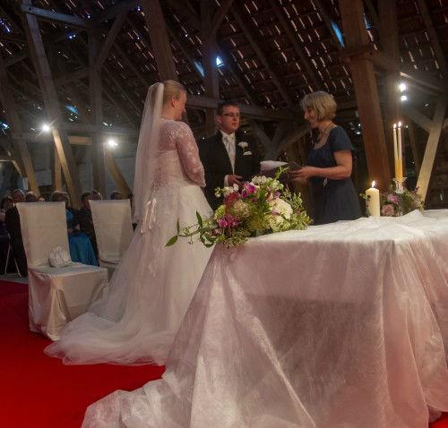 Beispiel: Ihre persönliche Hochzeitszeremonie, Foto: Anna Held Zeremonien.