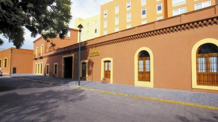City Express Puebla Centro