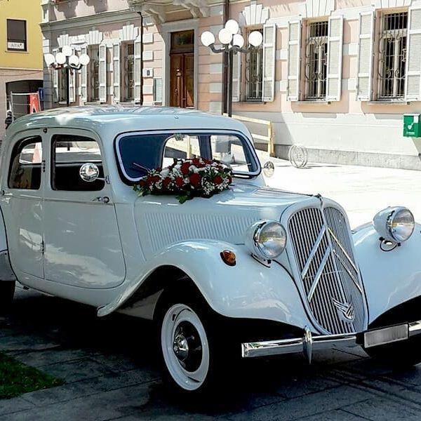 Emanuel Noleggio Limousine e Auto D'epoca