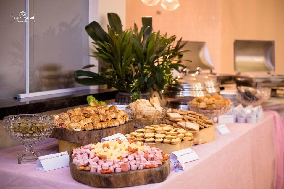 Buffet Gran Festas