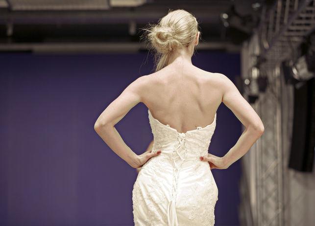 Beispiel: Einzigartige Brautfrisuren, Foto: Coiffeur Trust Inn.