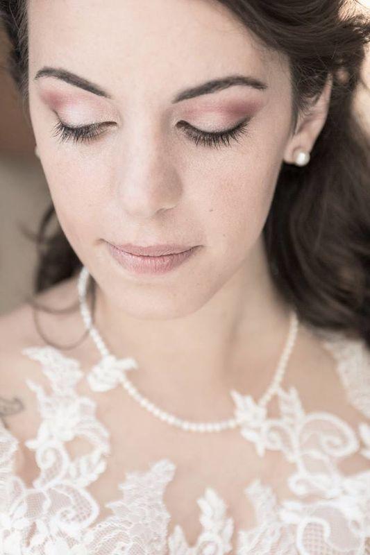 Mara Casasola make up