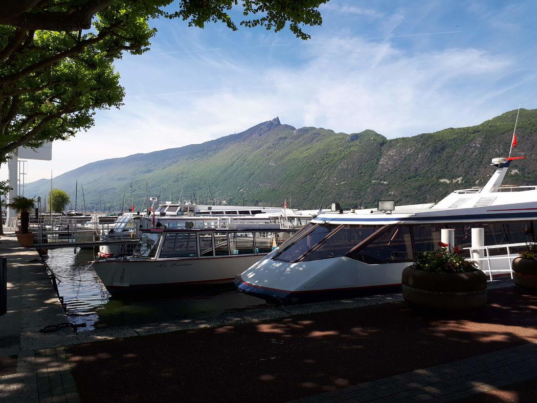 Compagnie des Bateaux Aix les Bains Riviera des Alpes