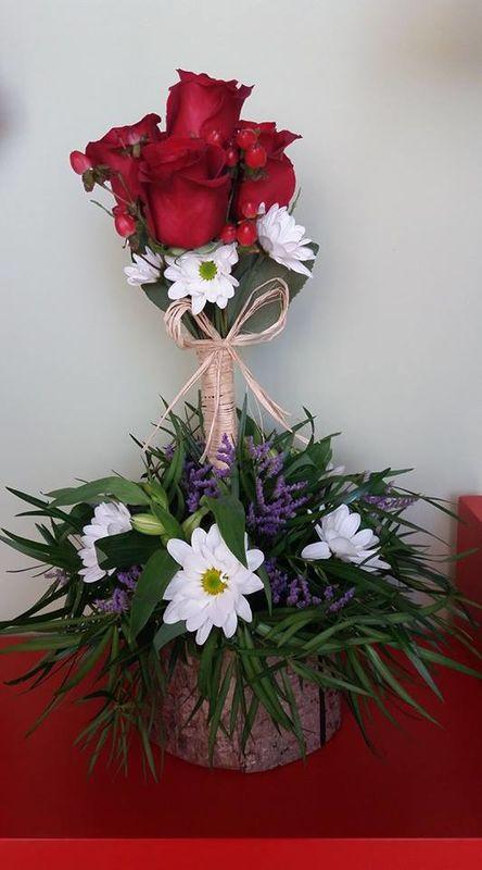 Flores del Edén