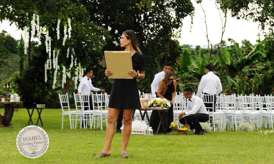 Isabel wedding Planner