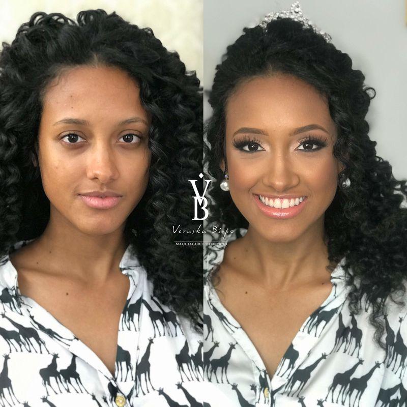 Veruska Bispo Makeup