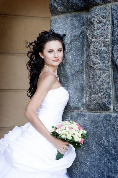 Robe de mariée couture ROMANCE