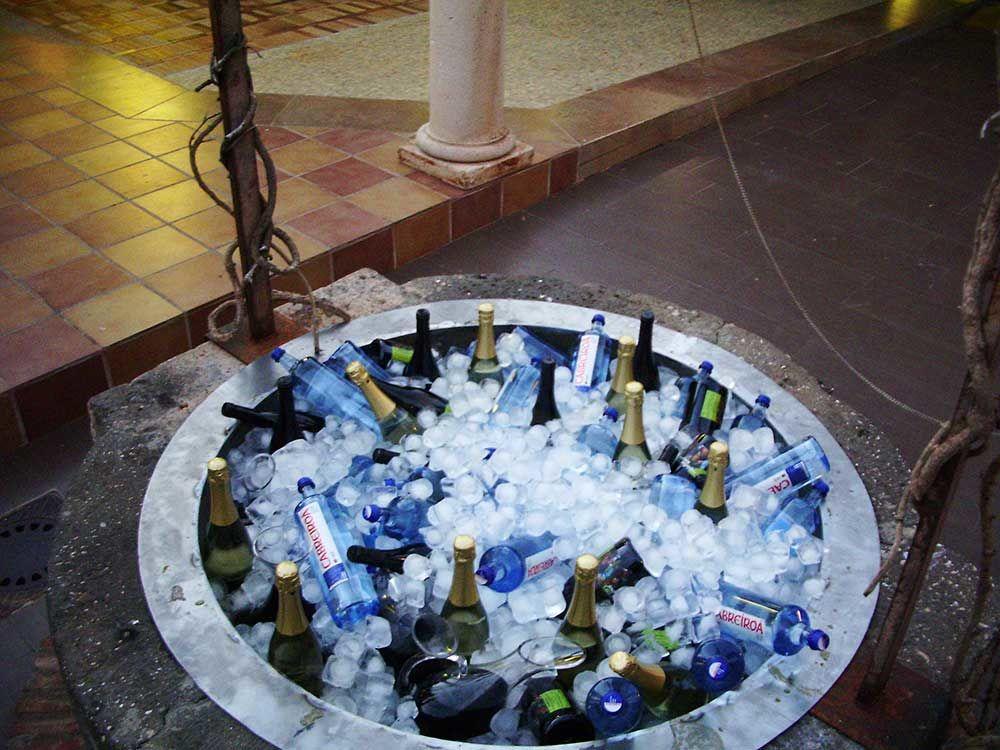 Cold Drink Bar en el Pozo