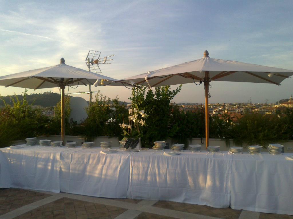 buffet - terrazza panoramica