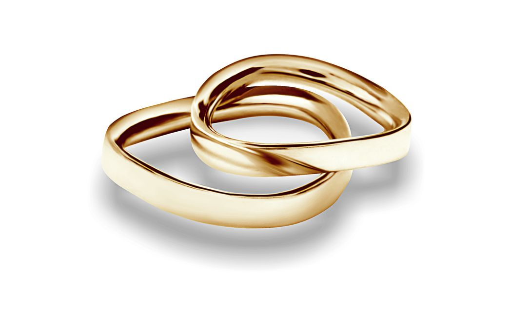 Fedi Matrimoniali  Efrem Guidi Oro giallo LGBT community gay Wedding rings Italy Milano Brera
