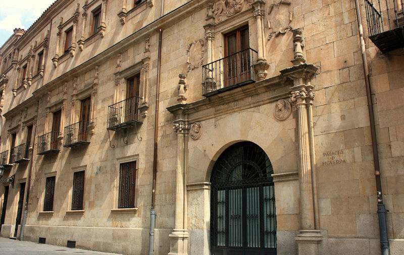 Palacio de Figueroa.