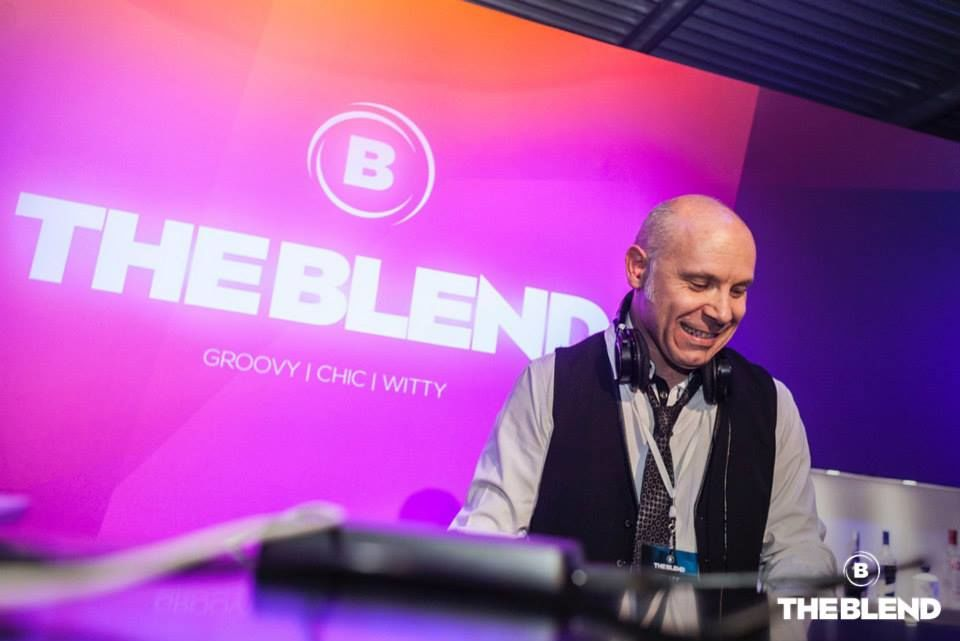 DJ Malkovitch - Votre Soirée, votre Dj Malkovich At The Blend Vinexpo