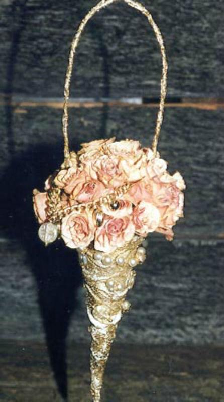 Beispiel: Brautstrauß, Foto: Flowerevents.