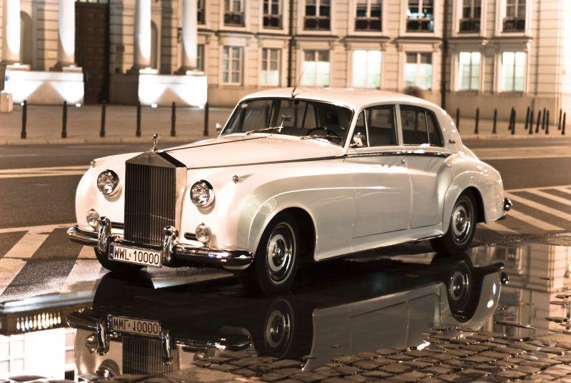 Rolls-Royce Silver Cloud z 1959 roku.