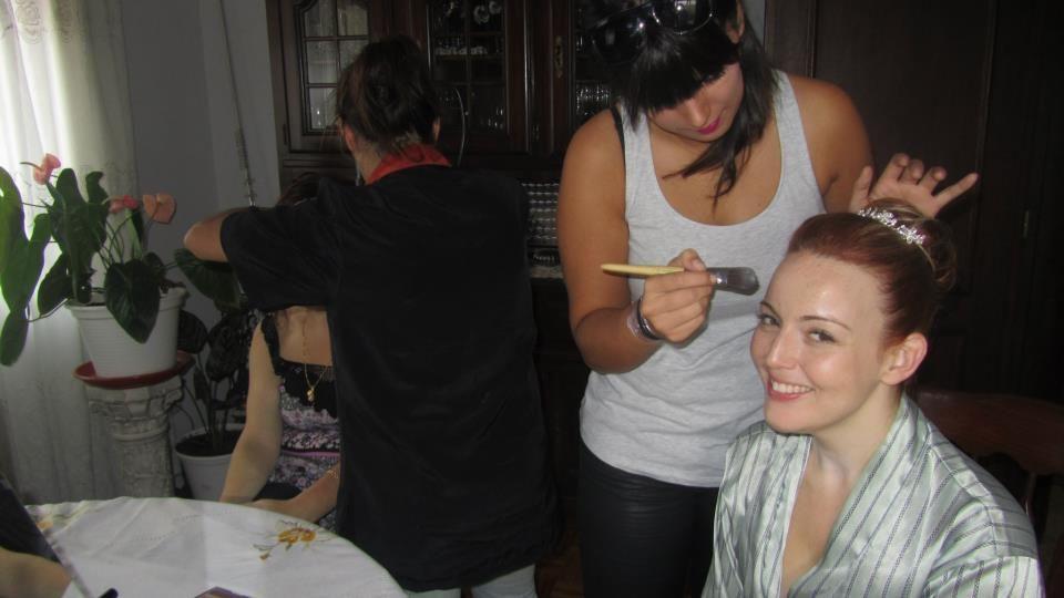 Carla Cunha Make Up