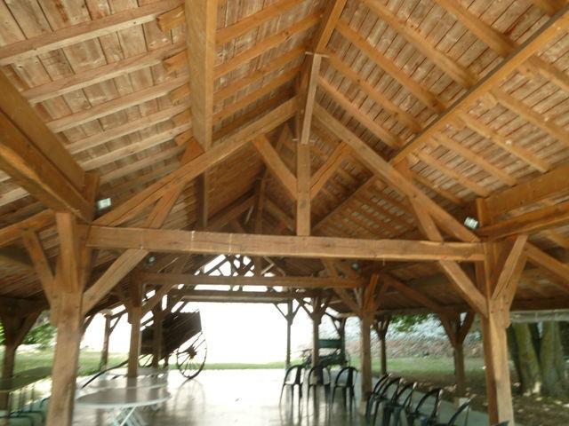 Salle La Clef des Champs Surface : 135 m2 Rez-de-jardin