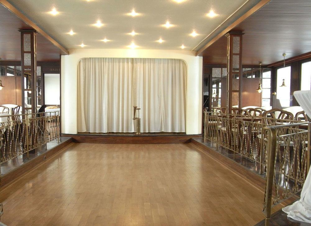 Beispiel: Tanzfläche, Foto: Café Restaurant Schlott.