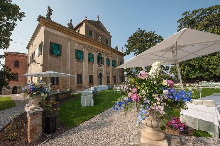 Casa della Sposa Verona. Matrimonio Country Chic. Progetto Maria Grazia Wedding Designer. Catering Da Vittorio