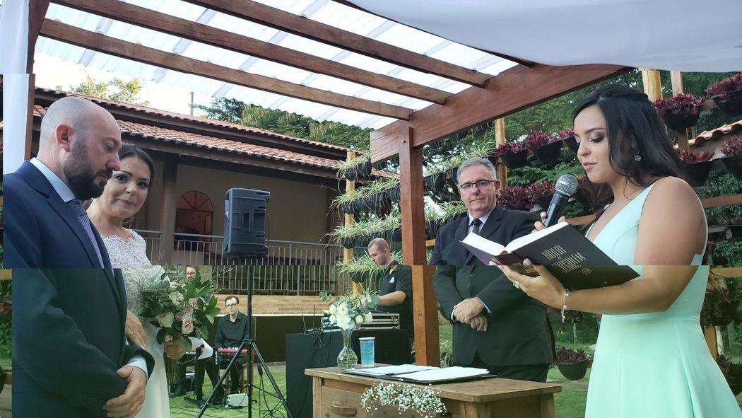Celebrante Oliveira