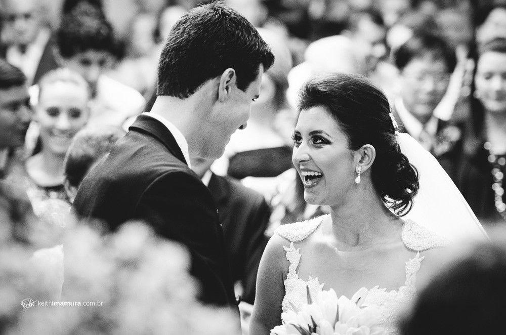 Recebendo a noiva