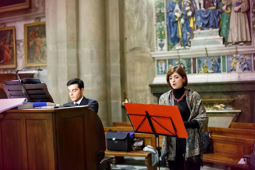 Voce Soprano e Organo- The Quartet