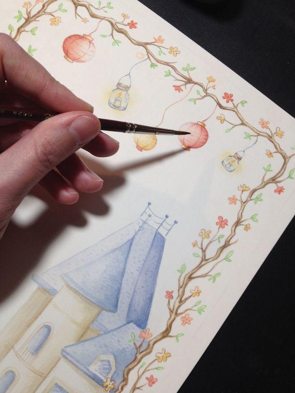 Joanna Fux Illustratrice