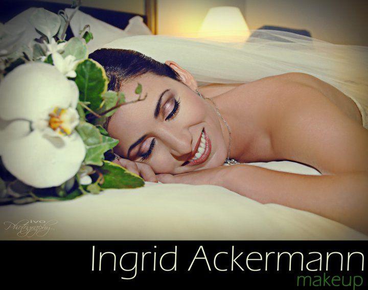 Claudia, foto de Ivo Macedo, maquillaje Ingrid Ackermann