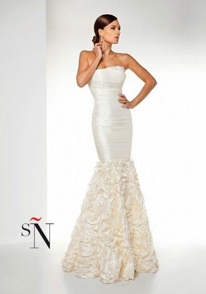 Sonia Peña diseño de novia